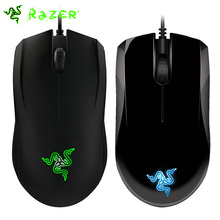 Razer Abyssus 2014 3500DPI Gaming Mouse ,Abyssus 2010 Ambidextrous Ergonomic Buttons Optical Game Mouse ,Original Box(China)