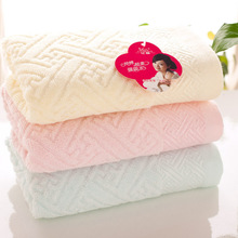 Fashion High Quality Bath Towel Cotton Towels gym Sport set Towl Hotel Cheap Beach Bathroom Towels Christmas Gift 33cm x 74cm