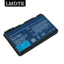 LMDTK New 6 cells laptop battery For TravelMate 5320 5520 5720 7520 7720 SERIES CONIS71 GRAPE32 TM00741  free shipping