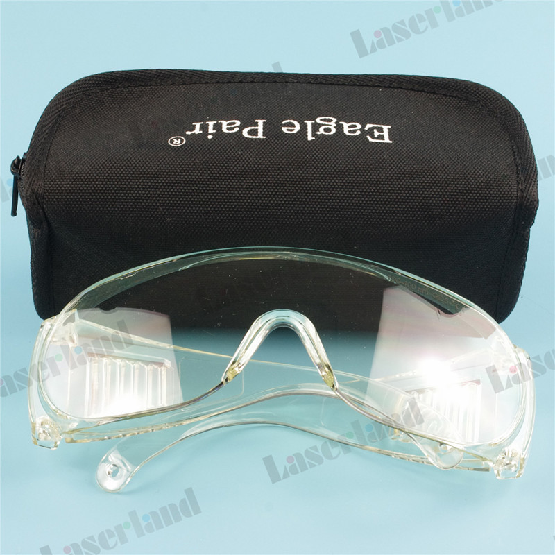 EP-9-6 OD4+ UV 190nm-355nm-405nm Laser Protective Safety Glasses Goggles CE T=90% IPL<br>