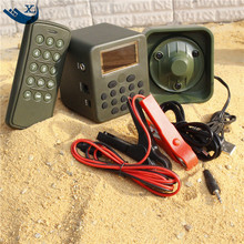 Wholesale Outdoor 100~200M Remote Control Download Voice Quail Bird Sound Mp3 Downloads Hunting Bird Caller With 210 Bird Sounds
