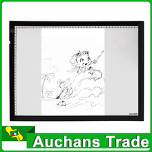 New HUION Light Box Thin A4 LED Animation Drawing Tracing Stencil Board Table Pad Light Box Drawing Tablet