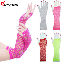 Buy Morease Adult game Sexy Gloves Nets Long-sleeve bdsm erotic fetish bondage harness brinquedos sexuais Sex Toy Product