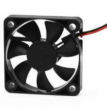 CAA-Hot Sale 50mm x 50mm x 10mm 5010 DC 12V 0.1A 2Pin Brushless Cooling Fan