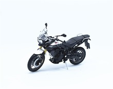 1:18 Welly TRIUMPH TIGER 800 Motorcycle Bike Model New in Box
