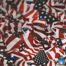 [Width 0.5M] FREE SHIPPING American Flag Water Transfer Printing Film HK726-S, Hydrographic film, Pva Water Soluble Film