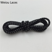 Weiou Colorful Lazy Shoe Laces Elastic Shoelaces Running Shoestrings Running/Jogging/Triathlon/Sports Kids Mens Shoes Fitness(China)