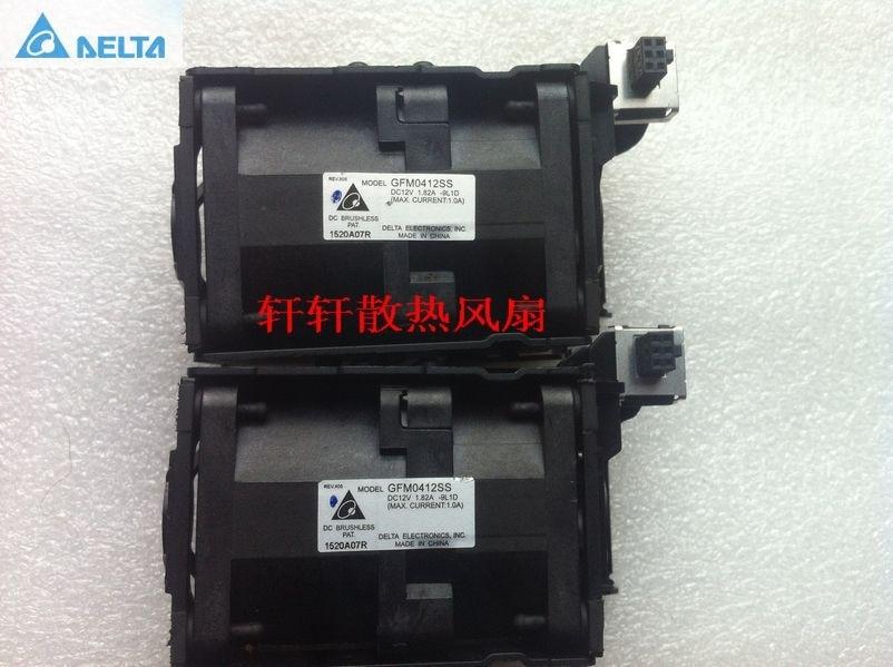 Delta GMF0412SS For HP DL360 G8 server fan 654752-001 667882-001 DC12V 1.82A inverter cooling fan<br>