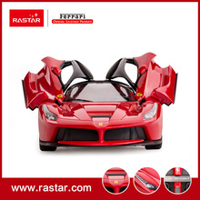 Rastar licensed 1:14 Ferrari LaFerrari Toys and games 4 Chanels high speed rc drift remote control toys car for sale 50100(China)
