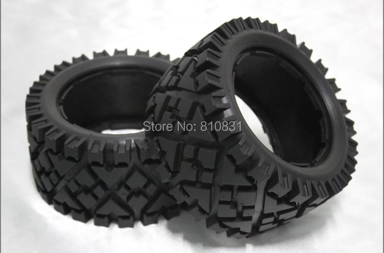5B Rear All Terrain Tire Set x 2pcs for 1/5 Baja 5B, without inner foam,Free shipping<br><br>Aliexpress