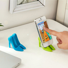 Universal office desk table mini lovely phone tablet holder stand kickstand mount pad support for iPhone iPad Samsung Huawei