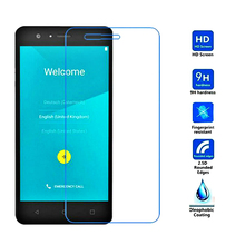 For BQ Aquaris M5 Screen Protector Film Ultra-thin 0.3MM 99% HD Vision 9H 2.5D Anti-scratch Tempered Glass Film ROROBICO