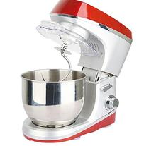 Free shipping mixer & home dough stand mixer machine, 5L, Pastry Hook, Whisk, Flat Beater,Stainless steel Mixing Bowl