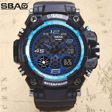 Buy Watches Men Waterproof Solar Power Sports Casual Watch Man Men's Wristwatches Digital Quartz LED Clock for $10.57 in AliExpress store