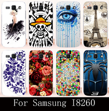 Cell Phone Cases for Samsung Galaxy Core I8260 I8262 4.3inch GT-I8262 8260 GT i8262 8262 Plastic Soft TPU Silicone Cover Shell