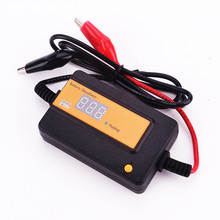 Free Shipping 400Ah Digital Auto Pulse Car Battery Desulfator Desulphator Lead Acid Batteries(China)