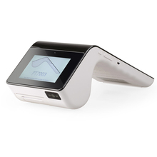 PT7003 multifunctional android pos device bluetooth wifi 4g with nfc/2d barcode scanner/card reader/thermal printer