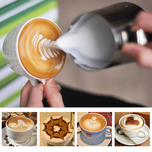 Stainless Steel Espresso Coffee Pitcher Craft Latte Milk Frothing Jug Coffee Maker Kitchen Gadgets coffee accessories