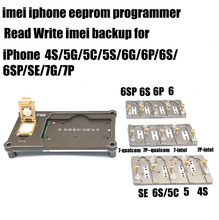 iphone eeprom programmer Read Write imei backup for iPhone 4s 5 5c 5s 6 6p 6s 6sp 7 7p matched baseband cpu unlock icloud(China)