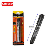 Brake Fluid Tester 5 LED Car Vehicle Auto Automotive Testing Tool for DOT3/DOT4 Without Battery(Hong Kong)
