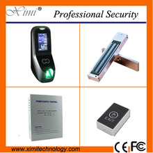 Free sdk free software 1500 face user 2000 fingerprint user smart door access control system tcp/ip biometric access control kit