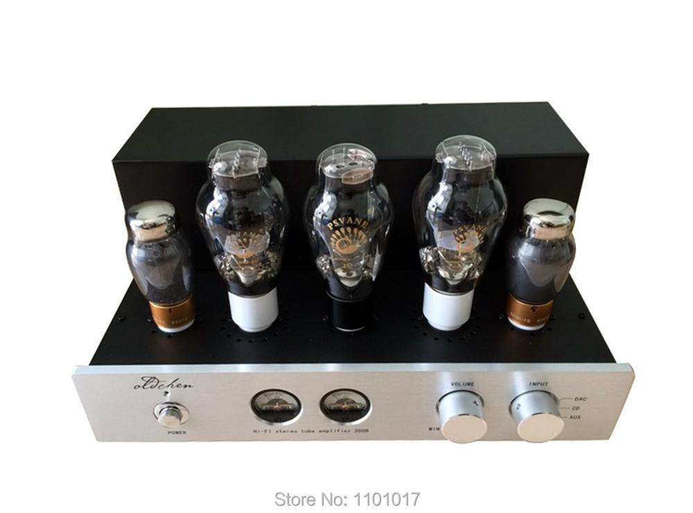 Oldchen_300B_tube_amp_silver_upgrade