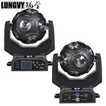 Free Shipping 2pcs/Lot Dj Lighting And Effects Special 12*20w Cree Led Beam Moving Head For Disco Nightclub DJ Bar Party