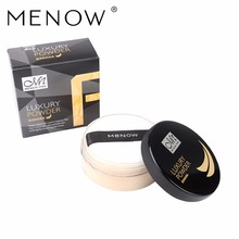 MENOW New Arrivals Soft Focus Transparent Waterproof Loose Finishing Powder Setting & Fixing Makeup(China)