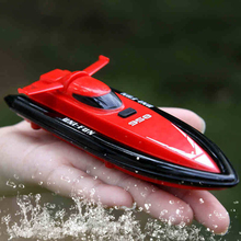 Unique Design water rc boat toy HQ958 HQ953 wireless MINI recharge Bathroom indoor remote control speedboat children toy model