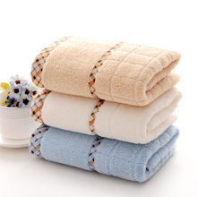 3PCS 35*75cm Solid Cotton Hand Towels,Plaid Brand Decorative Face Bathroom Hand Towels,Bulk Price Top Quality Terry Hand Towels