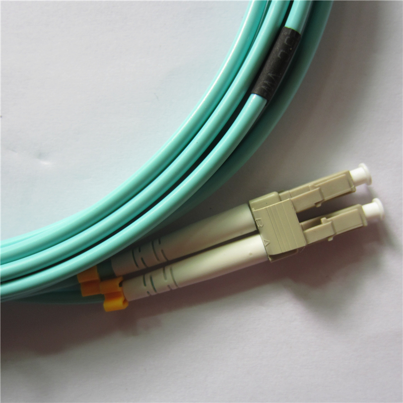 OM3 LC-LC fiber patch cord Multimode Fiber Patch Cable UPC LC-LC MM Optical Fiber jumper Duplex OM3 3m 10m 30m