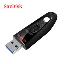 SanDisk Pendrive 64GB USB 3.0 Flash Drive 16GB 32GB 128GB 256GB usb3.0 mini Pen Drives read Speed up to 100MB/s USB Stick CZ48(China)