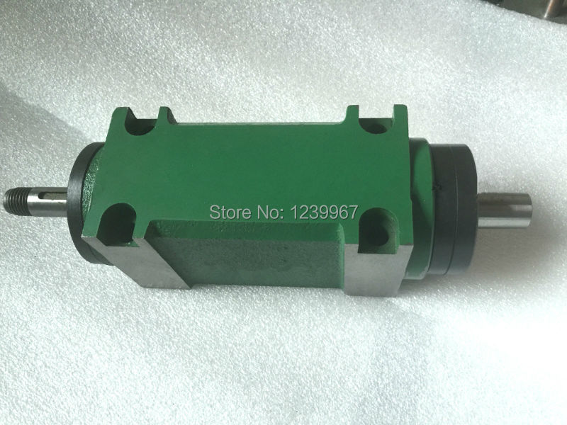 1pc Taper 12 Machine Tool Spindle Power Head 750w 1HP Max. 3000rpm 5 Bearings Power Unit for Drilling<br><br>Aliexpress