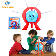 LeadingStar New Gags Toys Boom Boom Balloon Poking Practical Jokes Family Toy Board Game Christmas New Year Gift for Child zk30(China)