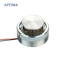 1Pcs 2Inch Resonance Speaker Vibration Strong Bass Louderspeaker All Frequency Horn Speakers 50mm 4 Ohm 25 W