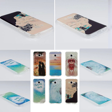 case for Capa samsung galaxy j3 Love means cool bracket Sticker TPU add ring series Phone cover for samsung galaxy j3 phone case(China)