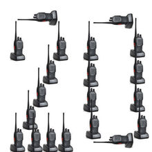 20pcs Baofeng BF-888s UHF 400-470MHz 5W 16CH DCS/CTCSS Two-way Ham Hand held Radio Walkie Talkie Transceiver Easy Operating(China)