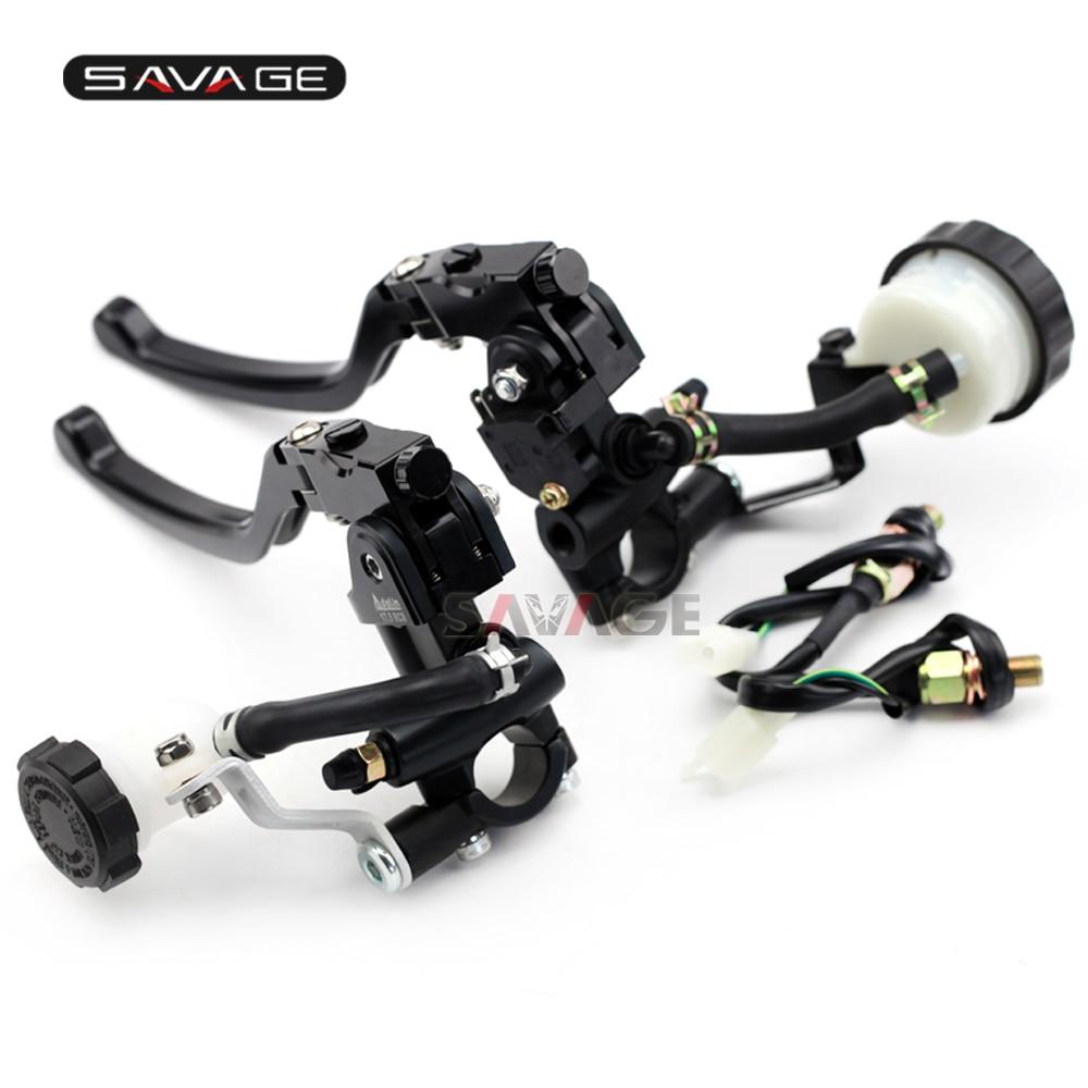 brake clutch pump lever Radial master cylinder (11)
