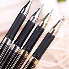 High quality Black Gel Pen 0.5mm 12PCS/package gel ink pen Office & School Supplies Pens Writing Supplies Gel Pens
