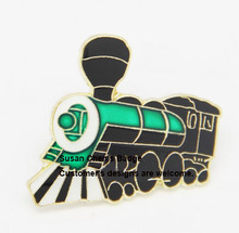 Train Badge Badge pin badge Free shipping