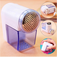 2016 new 1pcs Electric Fuzz Cloth Pill Lint Remover Wool Sweater Fabric Shaver Trimmer Popular New(China)
