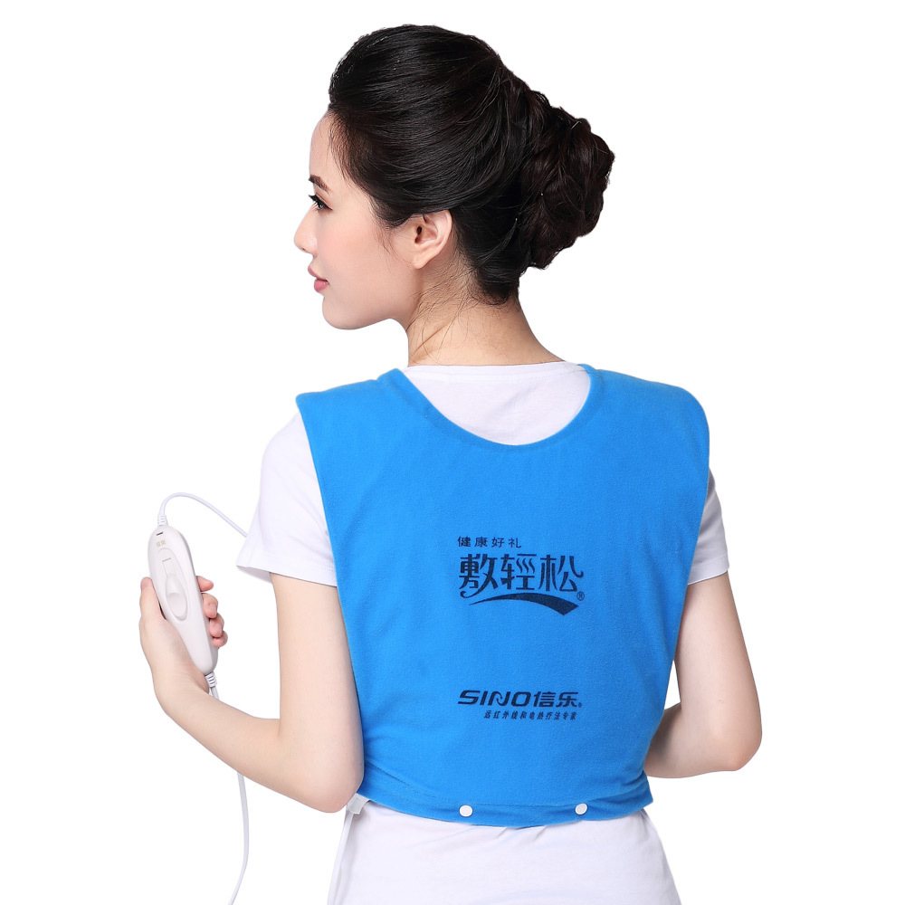Far infrared Physiotherapy Back massage For frozen shoulder,Back Pain Relief Electrothermal Moxibustion Naturopathy Treatment<br>