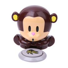 Mini Monkey Hand Finger Toe Nail Art Gel Tip Polish Dryer Blower Fan, Quick Blower for Curing Nail Manicure Care Nail Art Tool