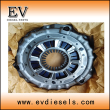 For Mitsubishi truck engine rebuild 6D17 6D17T clutch cover and clutch disc(China)