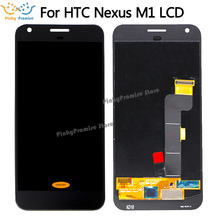 "New For HTC Nexus M1 Google Pixel XL LCD Display Touch Screen Digitizer Assembly Replacement 5.5"" Google Pixel XL LCD(China)"