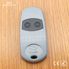 CAME TOP432EE remotes original Duplicator CAME TOP432EE 433.92mhz remote control (with battery) 2 button(China)