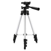 ET-3110 tripod Universal Portable Digital Camera Camcorder Tripod Stand Lightweight Aluminum For Canon Nikon Sony