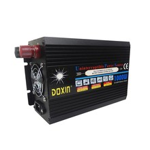 UPS 1000W DC 24V to AC 220V Automotive Power Inverter Charger Converter for Car Auto Car Power(China)