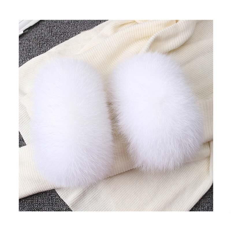 fox fur cuff 5