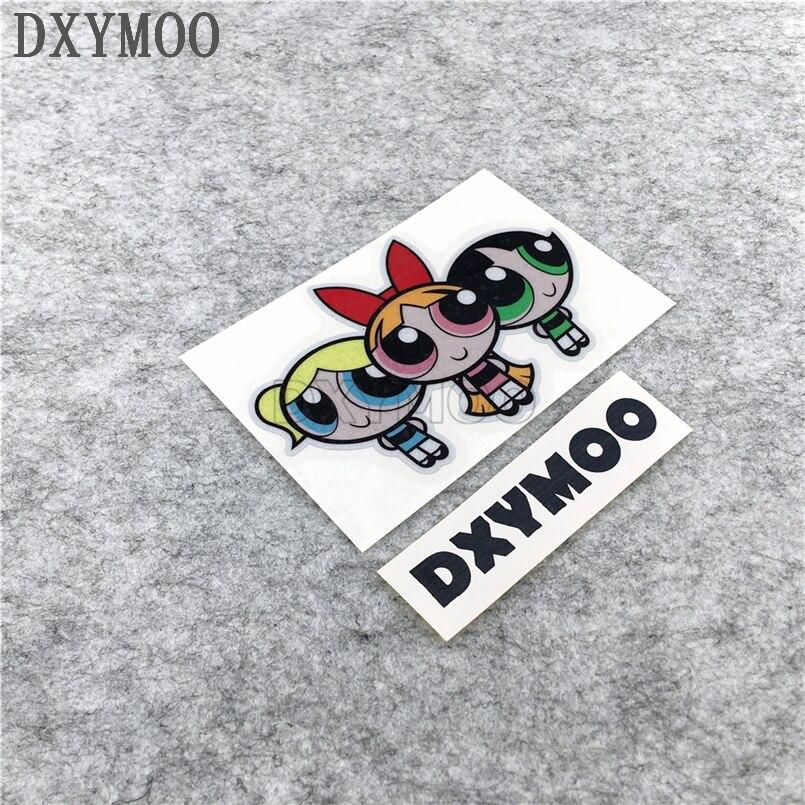 """Powerpuff Girls Buttercup Vynil Car Sticker Decal   12/"""""""